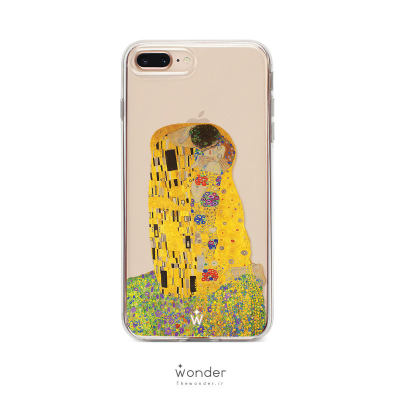 The Kiss by Gustav Klimt - iPhone