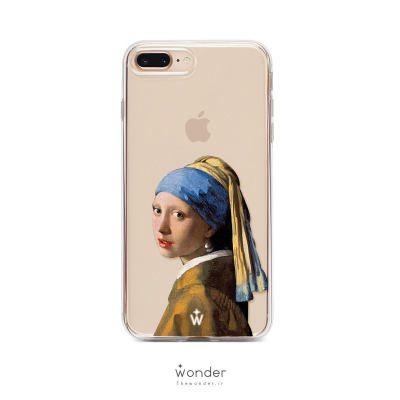 Girl with a Pearl Earring - iPhone
