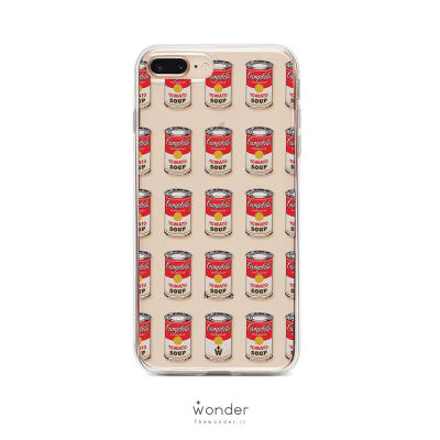 Campbell's Soup Cans by Andy Warhol - iPhone