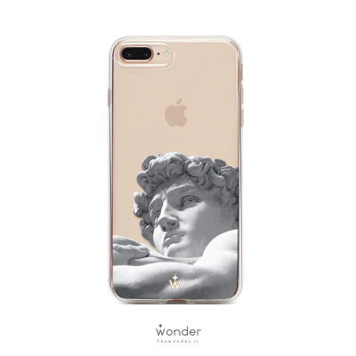 David by Michelangelo - iPhone