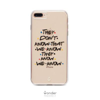 Friends Quote - iPhone