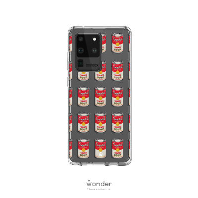 Campbell's Soup Cans by Andy Warhol - Samsung