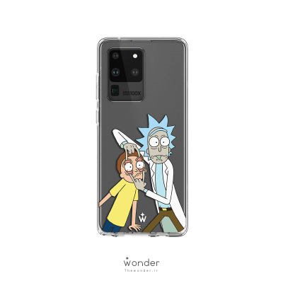 Rick and Morty - Samsung