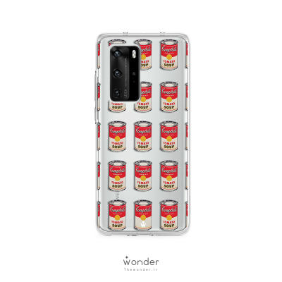 Campbell's Soup Cans by Andy Warhol - Huawei